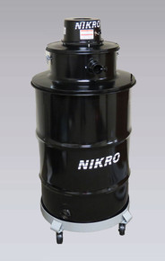 Nikro DP55110 55 Gallon Industrial Dry Wet Vacuum