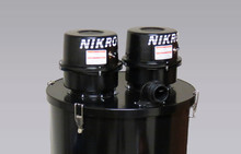Nikro 862148 55 Gallon Dual Motor Industrial Drum Adapter Kit