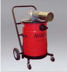 Nikro AWP15150 15 Gallon Pneumatic Vacuum Painted Steel