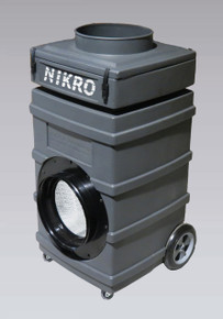 Nikro PS1000 Upright Poly Air Scrubber 115V / 60 Hz