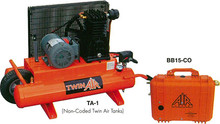 Air Systems COMP-2 Grade D Breathing Air Compressor System