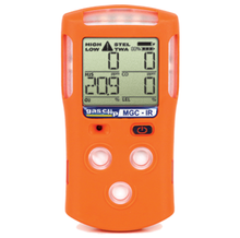 Gasclip MGC-S Multi Gas Clip Simple CO O2 H2S LEL Gas Detector