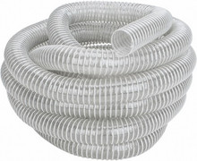Cool Machines C6Q060 Insulation Vacuum Hose E-2 Clear 6 Inch