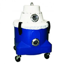 Air Systems AV-5PTE 5 Gallon Poly Wet Dry Electric HEPA Vacuum