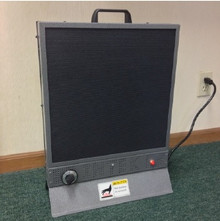 Intek Stealth S1616.120.700TC Infrared Electric Zone Heater
