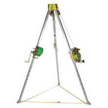 MSA 10105271 Workman Tripod Confined Space Entry Kit