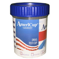 12 Panel AmeriCup Plus w/AD (Case of 25)
