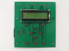 Board: Gx+ (non-2011) Control Panel Board w/ LCD Display