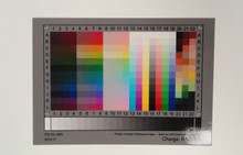 Calibration: IT8 Color Target - Kodak Paper, 5x7, Reflective