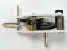 Gear Carriage Assembly for Aperture Card Scanner