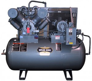 Horizontal Air Compressors