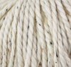 Baby Alpaca Grande Tweed 100 - White
