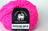Loopy Merino No5 - Spicy Hot Pink