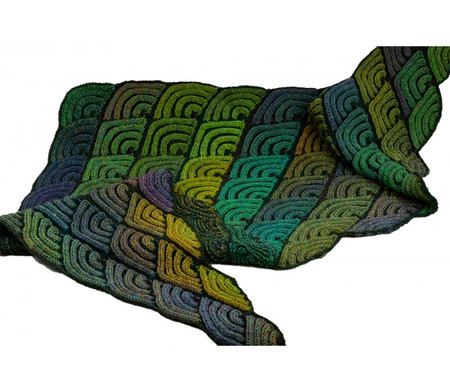 Jojoland Dragon Wing Shawl Kit #4 - MS40/MS86