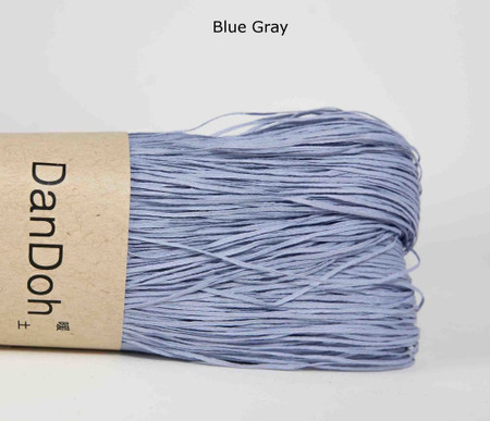 Dandoh Cotton Fine 5 - Blue Gray