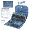 "Lykke Indigo 5"" Interchangeable Circular Needle SET"
