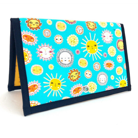 Slipped Stitch Studios Pattern Holder - Good Day Sunshine