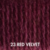 Ewe Ewe Fluffy Fingering 23 - Red Velvet