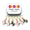 Pretty Warm Stitch Markers - Unicorn