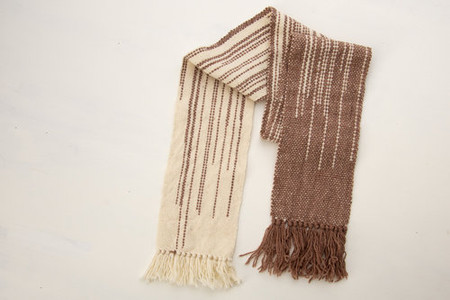 Clasp Warp and Weft Weaving