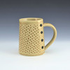 Creative With Clay Knitted Mug - Greyish