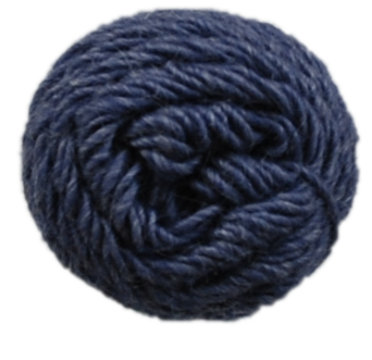 Lambs Pride Worsted 77 Blue Magic