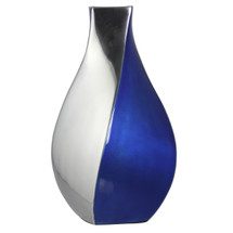 Blue Vase 30cm