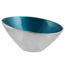 Aqua Tapered Bowl