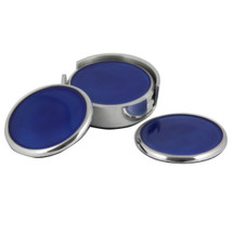 Blue Coasters Set of 6