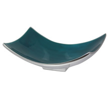 Aqua Small Rectangular Dish