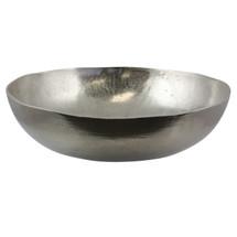 Rough Nickel 44cm Bowl