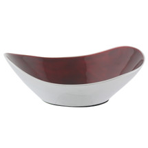 27cm  Red Salad or Fruit bowl