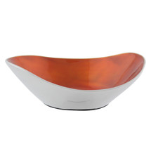 Orange 27cm Salad or Fruit Bowl