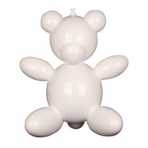 White Balloon Teddy Bear
