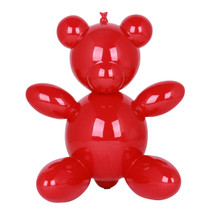 Red Balloon Teddy Bear