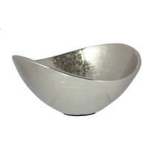 Rough Nickel 17cm Bowl