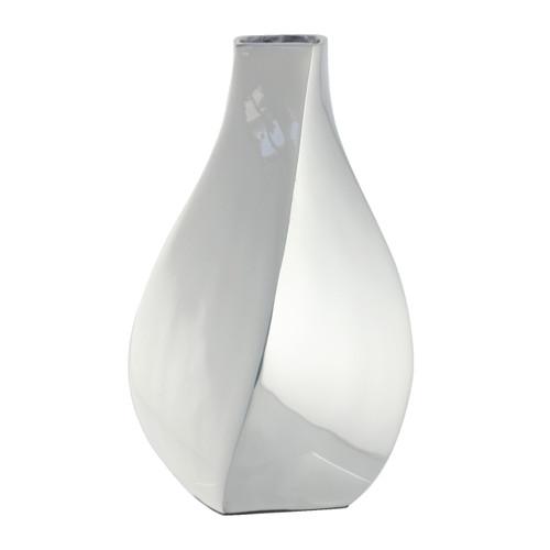 White Vase 23cm