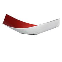 Red Ember 69cm Angular Dish