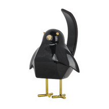Black Bird Ornament - small