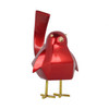 Red Bird Ornament - Small