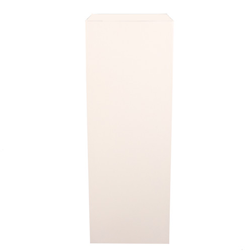 Pedestal Display Stand for Art,Sculptures or Plants - 90cm White
