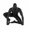 Redemption - Matte Black Male Gymnast