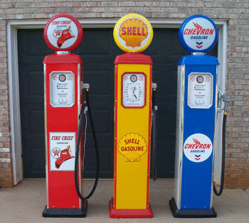 The Ultimate Guide to Buying Reproduction Gas Pumps