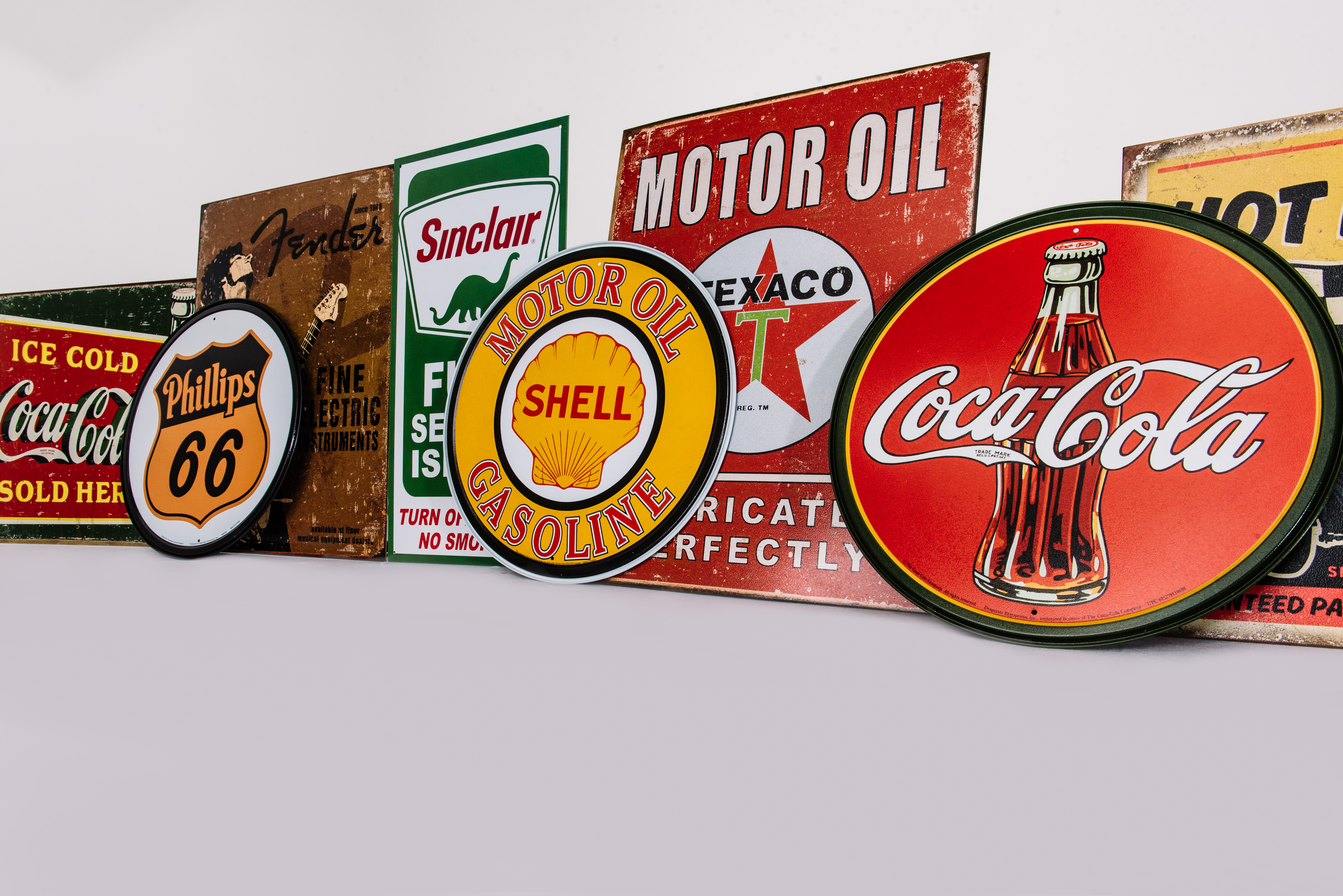 Drink Coca Cola Soda /& Burger Retro Tin Sign Old Vintage Style Diner Decor Gift