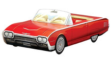 1961 Ford Thunderbird Foodbox