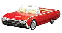 1961 Ford Thunderbird Foodbox