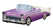 1956 Chevy Bel Air Foodbox