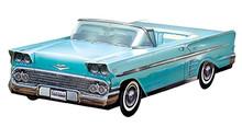 1958 Chevy Impala Foodbox