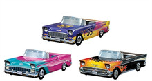 Chevy Hot Rods (Set of 3)
