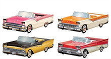 Ford Fairlane Variety  (Set of 4)